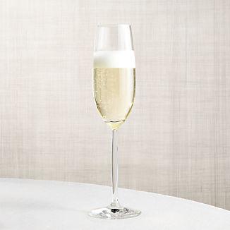 Vino Champagne Glass