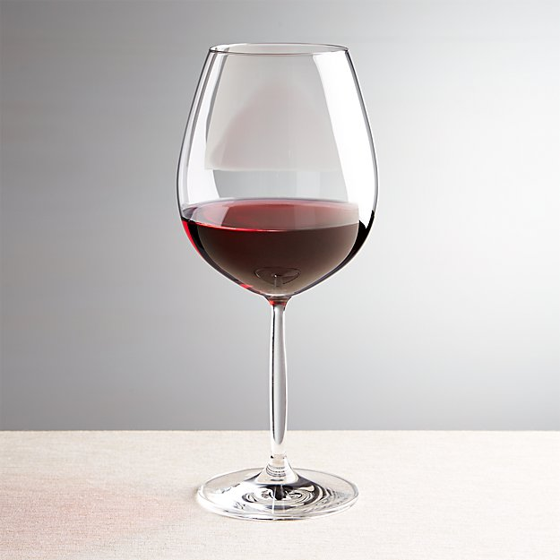 Vino Red Wine Glass - Image 1 of 6