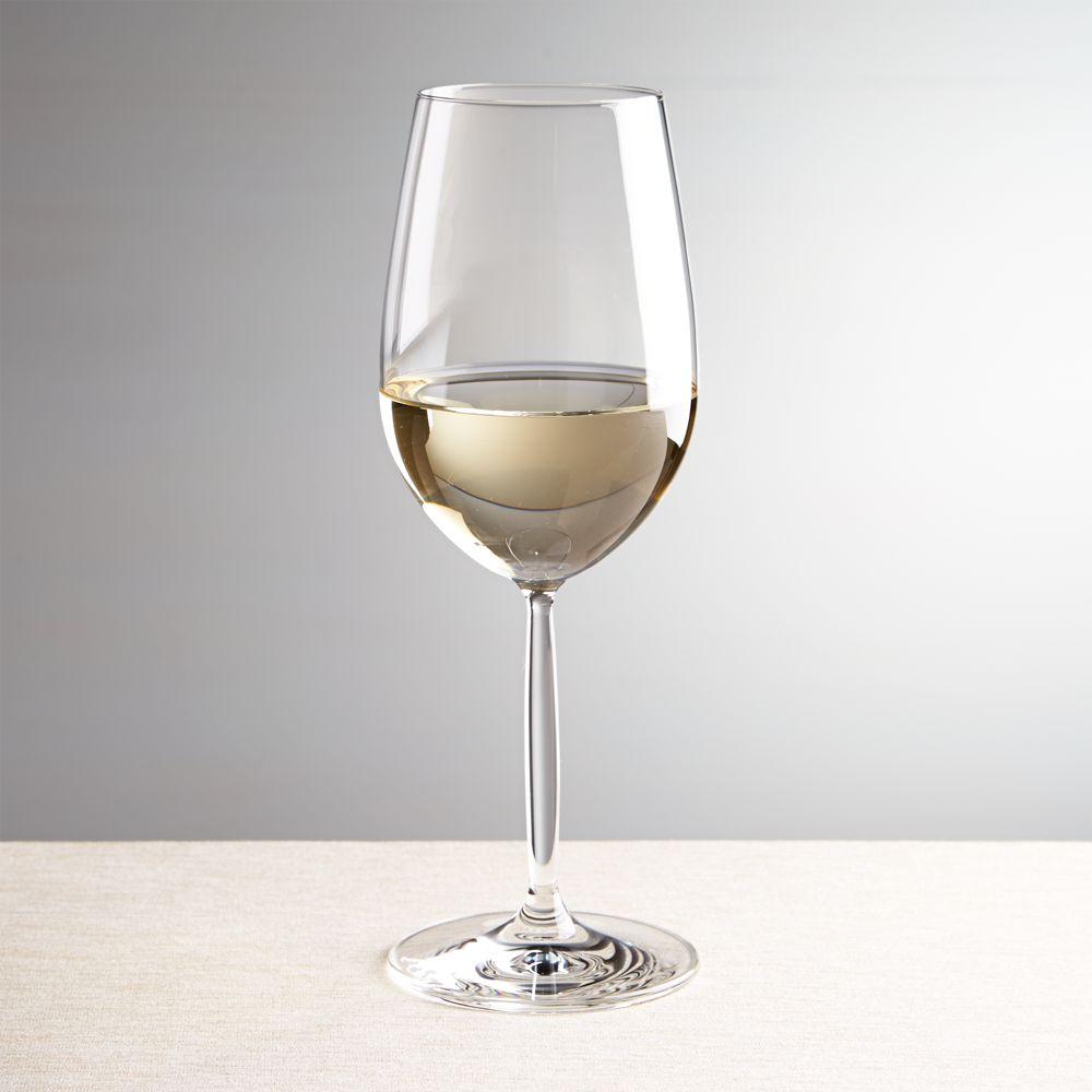 Vino White Wine Glass - Crate and Barrel