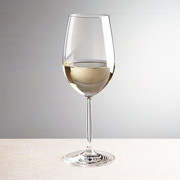 Vino White Wine Glass - Image 1 of 6