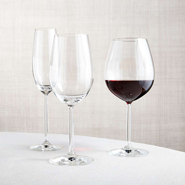 Wine Glasses Stemware Crate And Barrel