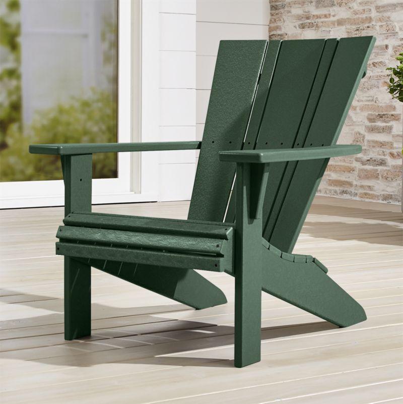 Vista Ii Teak Adirondack Chair