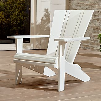 Pin It Vista II Adirondack Chair