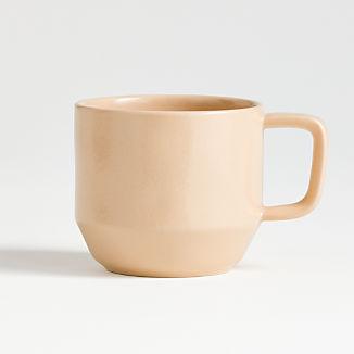 Visto Blush Stoneware Mug