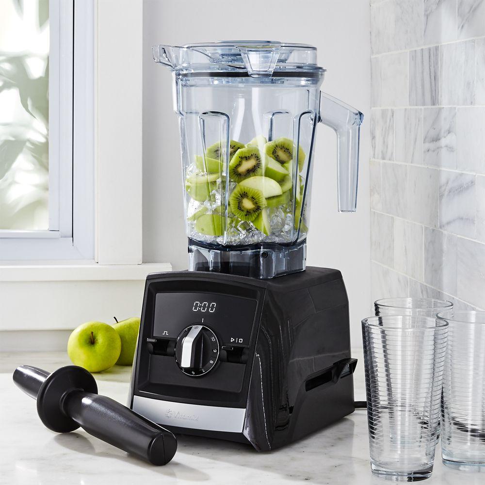Vitamix ® Ascent A2300 Black Blender - Crate and Barrel