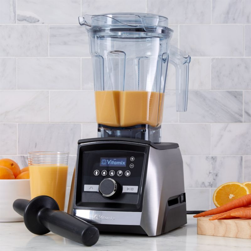 Vitamix Ascent A3500 Brushed Stainless Steel Blender Reviews