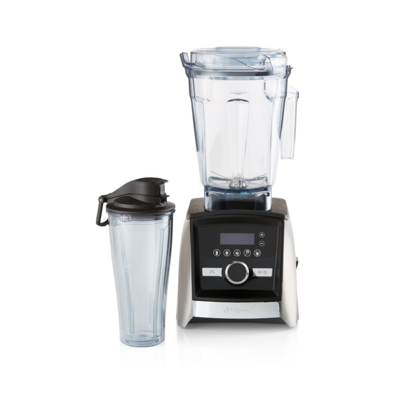 Vitamix Ascent Blending Cup in Blenders Reviews Crate and Barrel