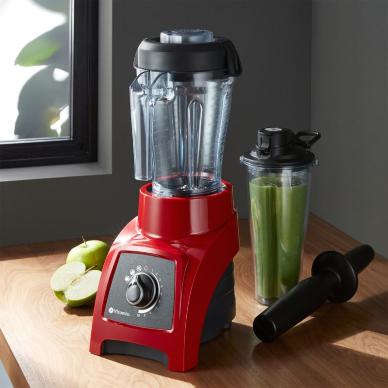Vitamix SSeries S50 Red Blender Reviews Crate and Barrel