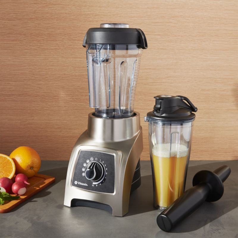 Vitamix SSeries S55 Personal Blender Reviews Crate and Barrel