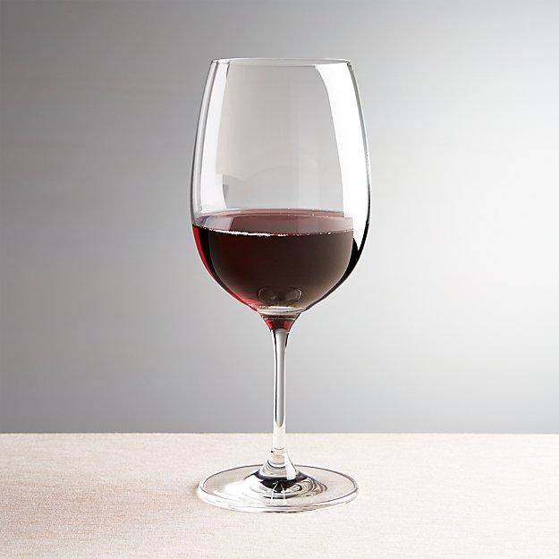 Viv Big Red Wine Glass