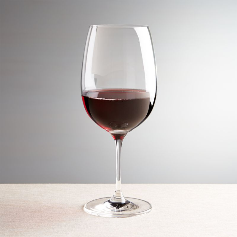 Everyday stemware, beautifully crafted from top to bottom. Big, generous bowl is finished with smooth fire-polished rim and pulled stem. Exquisite clarity at an exceptional price.<br /><br /><NEWTAG/><ul><li>Casual everyday glass at an exceptional value</li><li>20 oz.</li><li>Pulled stem</li><li>Hand washing recommended</li><li>Made in Slovakia</li></ul><br />