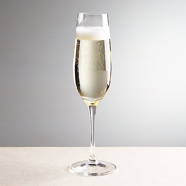 Viv Champagne Glass Reviews Crate And Barrel