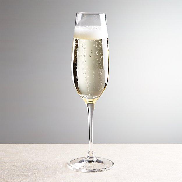 Viv Champagne Glass + Reviews