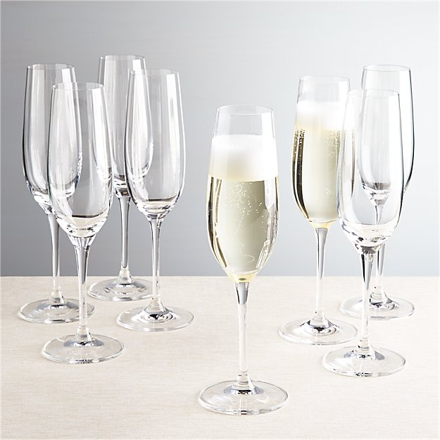 Champagne Tulip Glass Uses