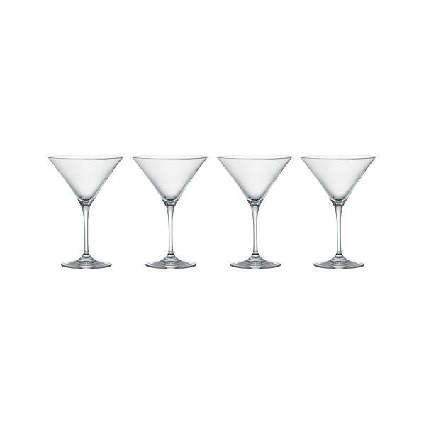 Set of 4 Viv Martini Glasses