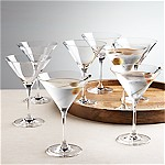 Viv Martini Glasses, Set of 8