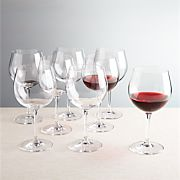 Viv Red Wine Glasses, Set of 8