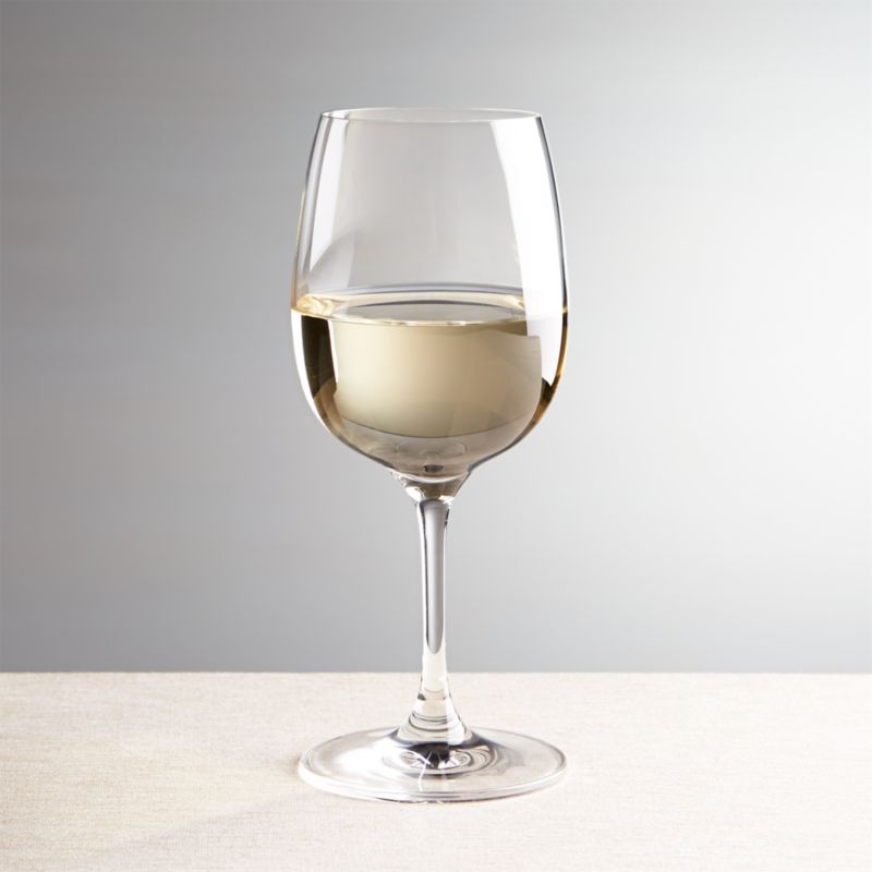 Everyday stemware, beautifully crafted from top to bottom. Generous bowl is finished with smooth fire-polished rim and pulled stem. Exquisite clarity at an exceptional price.<br /><br /><NEWTAG/><ul><li>Casual everyday glass at an exceptional value</li><li>13 oz.</li><li>Pulled stem</li><li>Hand washing recommended</li><li>Made in Slovakia</li></ul><br />