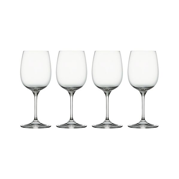 Set of 4 Viv White Wine Glasses
