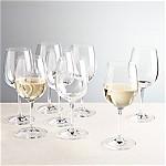 Viv White Wine Glasses, Set of 8