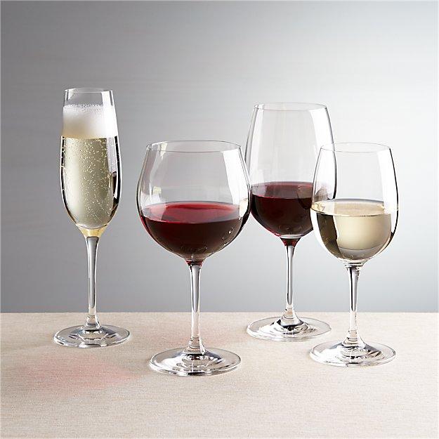 Viv Quality Wine Glasses Crate And Barrel