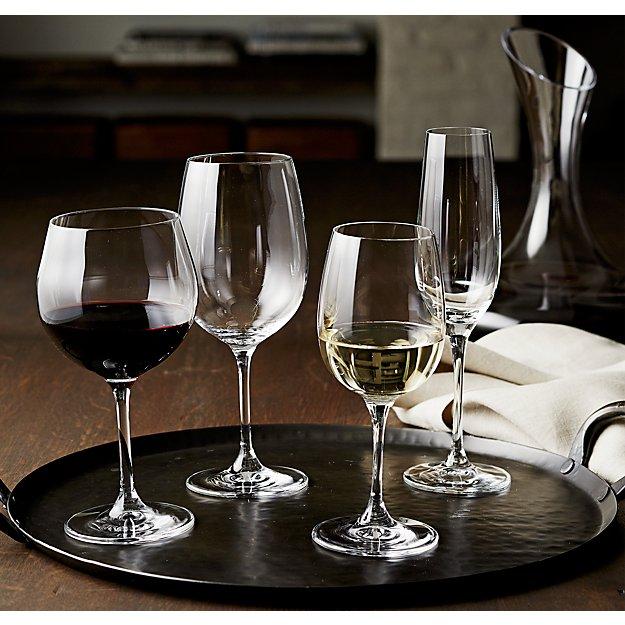 Viv Champagne Glasses, Set Of 8