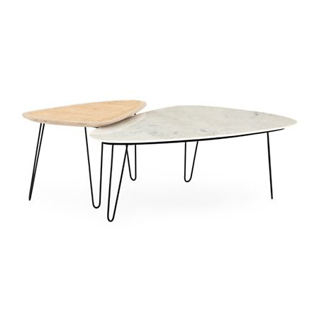 Wade Triangle Nesting Tables