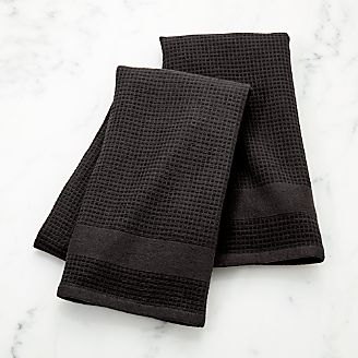 Kitchen Linens Dish Towels And Aprons Crate And Barrel