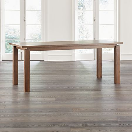 Walker Fog 92 Counter Height Dining Table