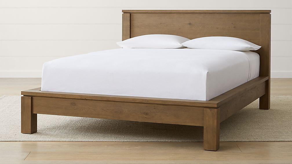 Walker Fog Queen Bed - Image 1 of 5