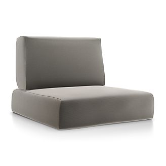 Outdoor Furniture Cushions Crate And Barrel