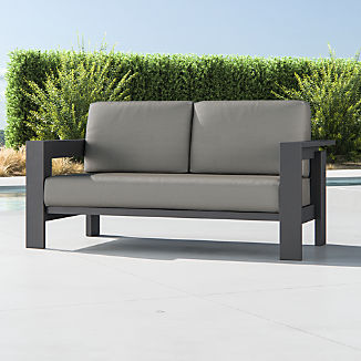 Outdoor Metal Furniture | Crate and Barrel