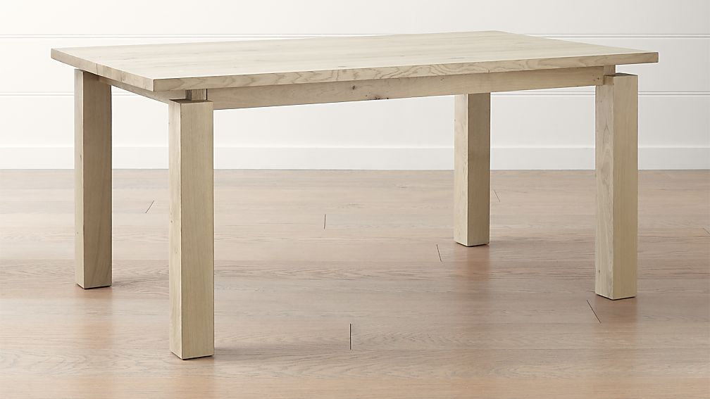Walker Natural Dining Tables - Image 1 of 9