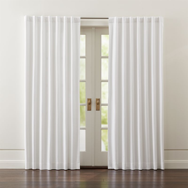 window blackout elm curtains white products west curtain panel o