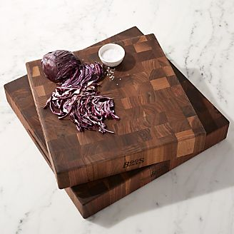 John Boos Walnut Chopping Block