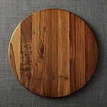 Walnut Lazy Susan 18
