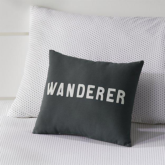 Wanderer Throw Pillow - Image 1 of 7
