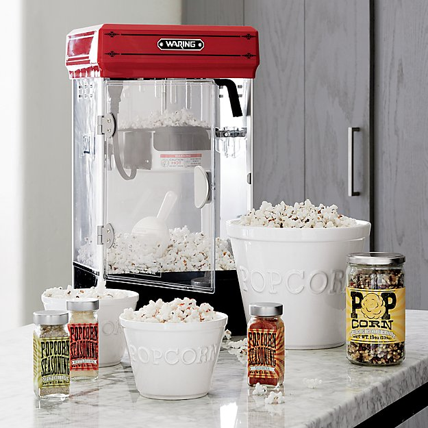 small popcorn bowl in specialty serveware reviews crate and barrel. Black Bedroom Furniture Sets. Home Design Ideas