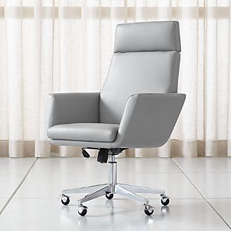 Cool Home Office Chairs Ideas Warren Office Chair Hooker Furniture Home Office Chairs swivel Casters Leather More Crate And Barrel
