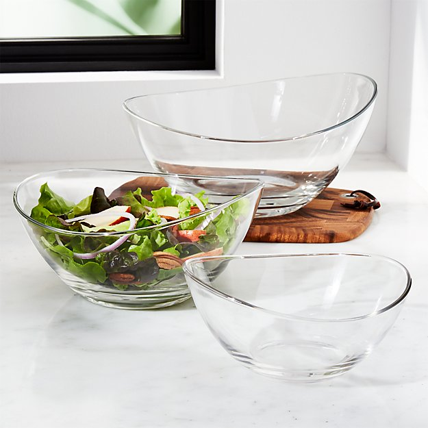 86be4b209af Wave Glass Mixing Bowls