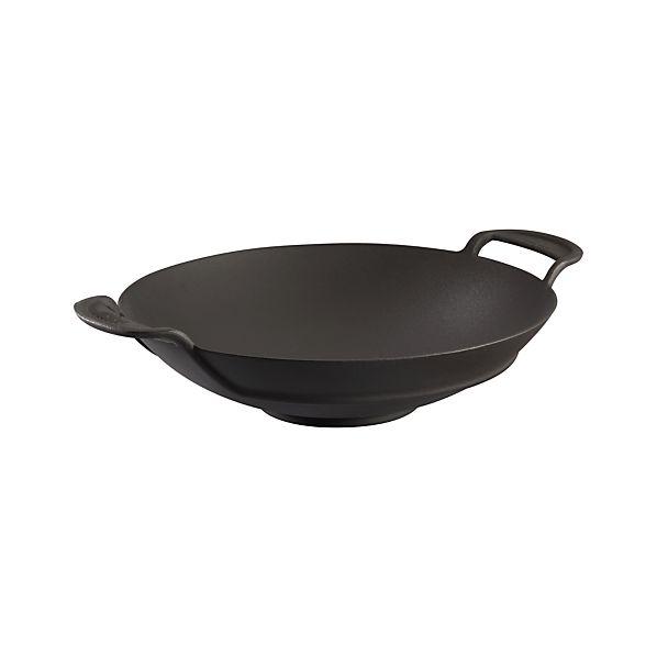 Weber ® Cast Iron Wok