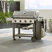 Weber ® Genesis II E-410 Smoke Gas Grill