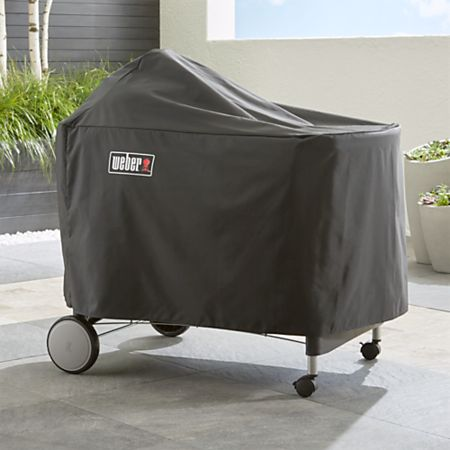Weber Performer Premium.Weber Performer Premium Deluxe Grill Cover