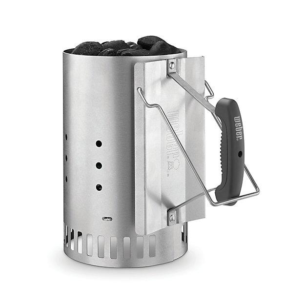 Weber ® Rapidfire Chimney Starter