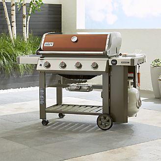 Merveilleux Weber ® Genesis II E 410 Copper Gas Grill