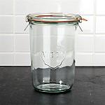 Weck 26 oz. Canning Jar