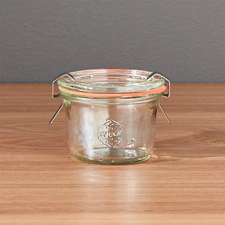 Weck 2.7 oz. Canning Jar