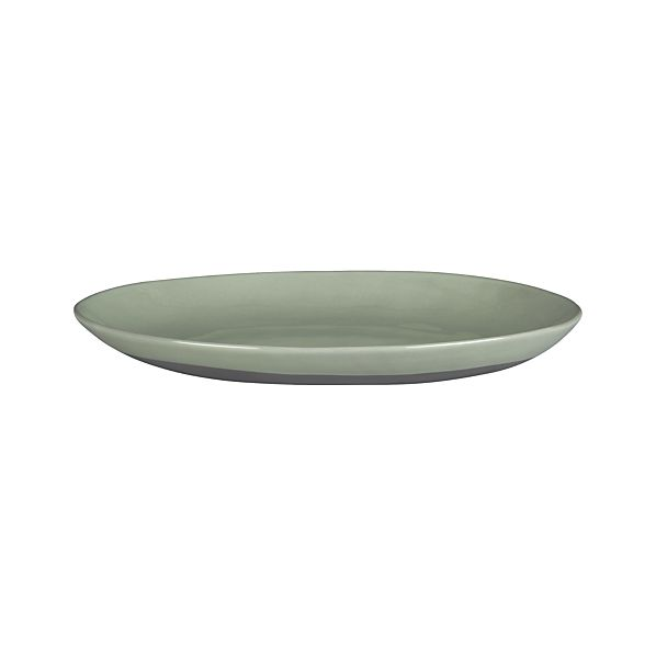 Welcome Low Serving Bowl