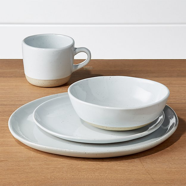 & Welcome II Serving Bowls | Crate and Barrel