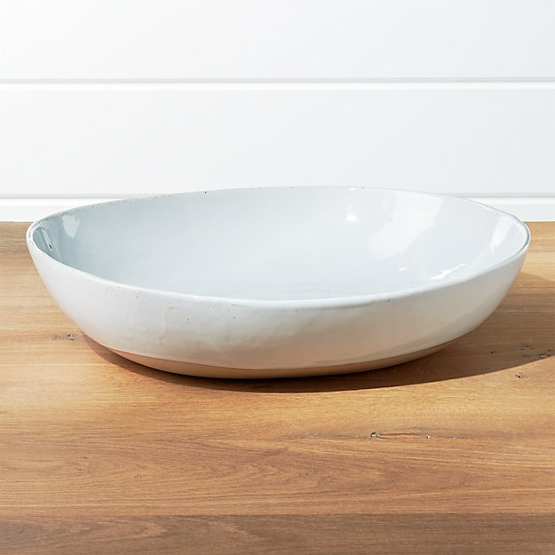 Welcome Large Serving Bowl